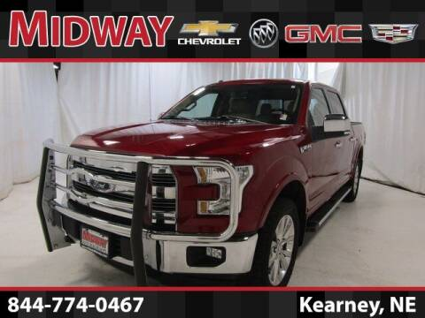 2017 Ford F-150 for sale at Midway Auto Outlet in Kearney NE