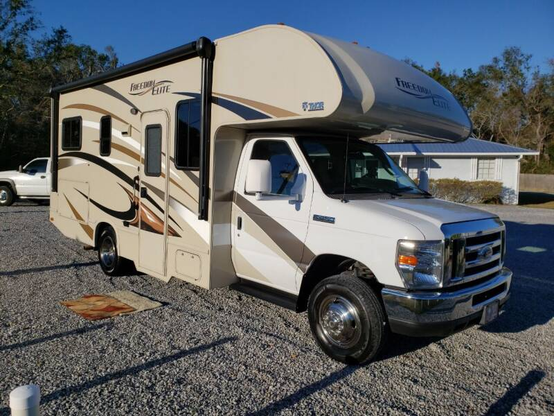 2017 Thor Industries FREEDOM ELITE for sale at Bay RV Sales - Drivables in Lillian AL