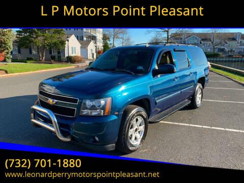 2007 Chevrolet Suburban for sale at L P Motors Point Pleasant in Point Pleasant NJ
