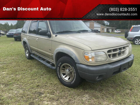 2000 Ford Explorer for sale at Dan's Discount Auto in Gaston SC