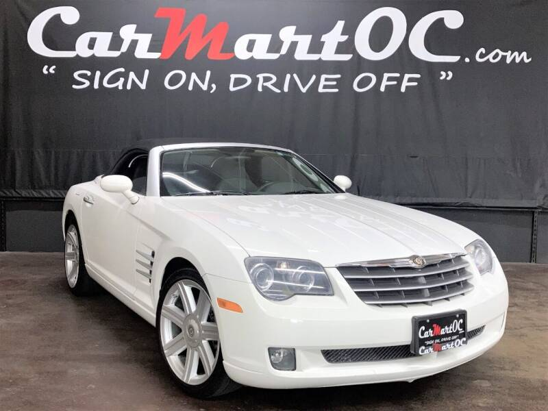 2006 Chrysler Crossfire for sale at CarMart OC in Costa Mesa CA