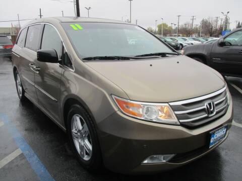 2011 Honda Odyssey for sale at Choice Auto & Truck in Sacramento CA
