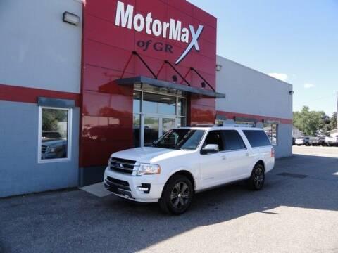 2016 Ford Expedition EL for sale at MotorMax of GR in Grandville MI