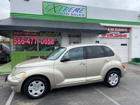 2005 Chrysler PT Cruiser for sale at Extreme Auto Sales in Clinton Township MI