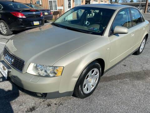 2003 Audi A4 for sale at YASSE'S AUTO SALES in Steelton PA