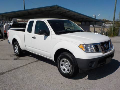 2015 Nissan Frontier for sale at C & C MOTORS in Chattanooga TN