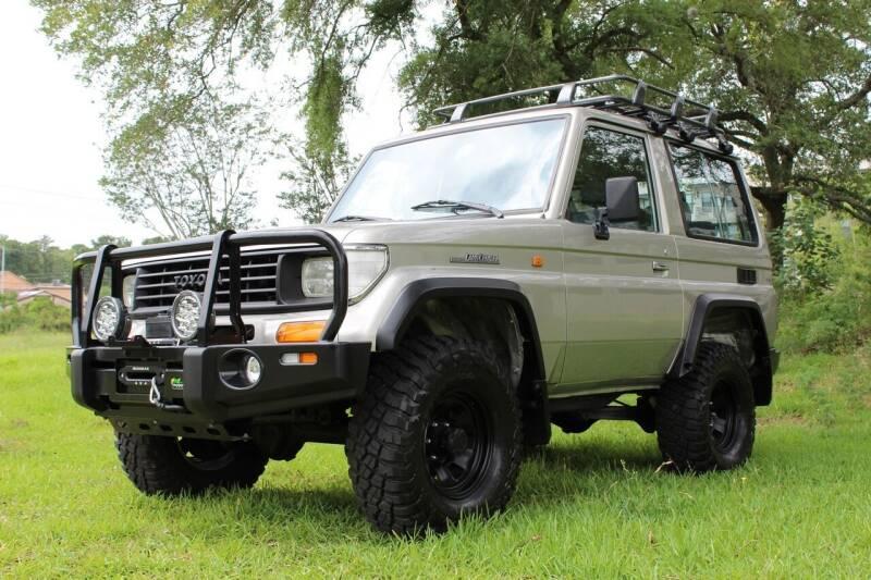 1990 Toyota Land Cruiser for sale in Houston, TX