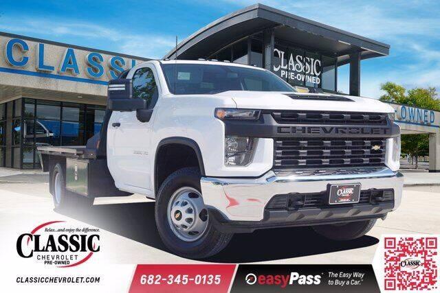 2020 Chevrolet Silverado 3500HD CC for sale in Grapevine, TX