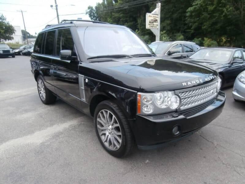 2009 Land Rover Range Rover Autobiography
