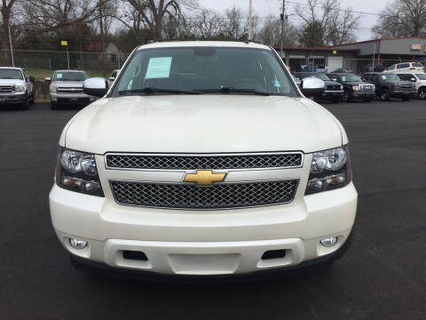 2013 Chevrolet Avalanche for sale at Beckham's Used Cars in Milledgeville GA