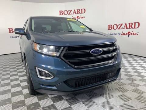 2016 Ford Edge for sale at BOZARD FORD in Saint Augustine FL