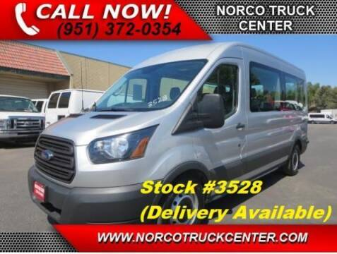 2015 Ford Transit Passenger for sale at Norco Truck Center in Norco CA