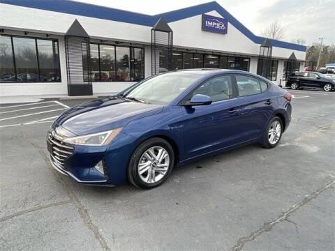 2020 Hyundai Elantra for sale at Impex Auto Sales in Greensboro NC