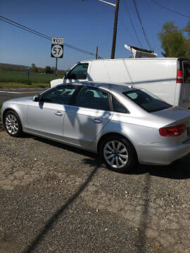 2009 Audi A4 for sale at A Better Deal in Port Murray NJ