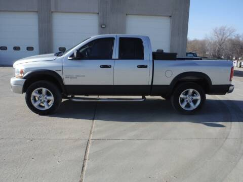 2006 Dodge Ram Pickup 1500 for sale at Car Corner in Sioux Falls SD
