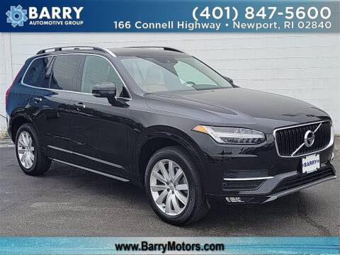 2016 Volvo XC90 for sale at BARRYS Auto Group Inc in Newport RI