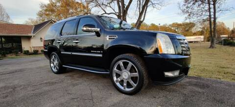2007 Cadillac Escalade for sale at MG Autohaus in New Caney TX