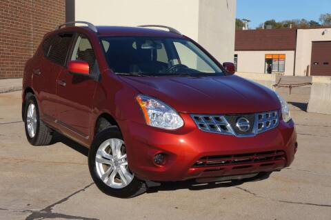 2013 Nissan Rogue for sale at Effect Auto Center in Omaha NE