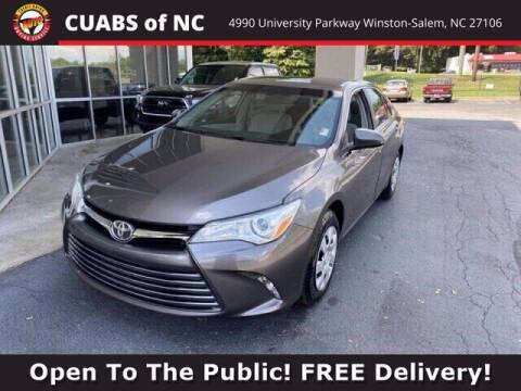 2017 Toyota Camry for sale at Summit Credit Union Auto Buying Service in Winston Salem NC
