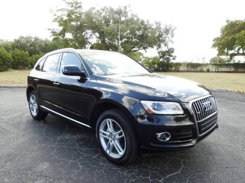 2016 Audi Q5 for sale at SUPER DEAL MOTORS 441 in Hollywood FL