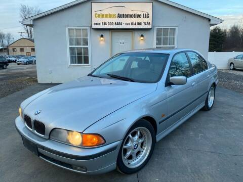 1998 BMW 5 Series for sale at COLUMBUS AUTOMOTIVE in Reynoldsburg OH