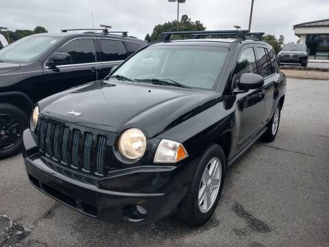 2008 Jeep Compass for sale at Modern Motors - Thomasville INC in Thomasville NC