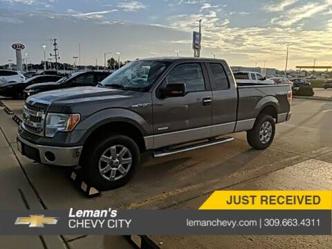 2014 Ford F-150 for sale at Leman's Chevy City in Bloomington IL