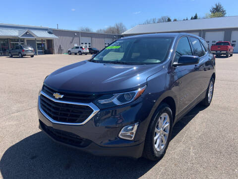2019 Chevrolet Equinox for sale at Blake Hollenbeck Auto Sales in Greenville MI