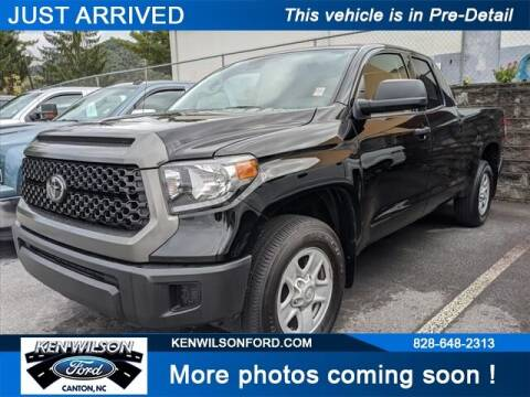 2019 Toyota Tundra for sale at Ken Wilson Ford in Canton NC