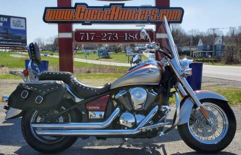 2009 Kawasaki Vulcan VN900LT for sale at Haldeman Auto in Lebanon PA