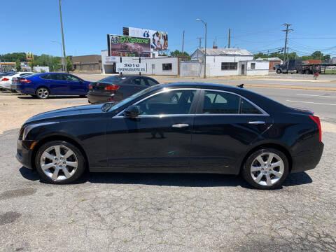2014 Cadillac ATS for sale at A & R Motors in Richmond VA