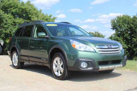 2014 Subaru Outback for sale at Harrison Auto Sales in Irwin PA