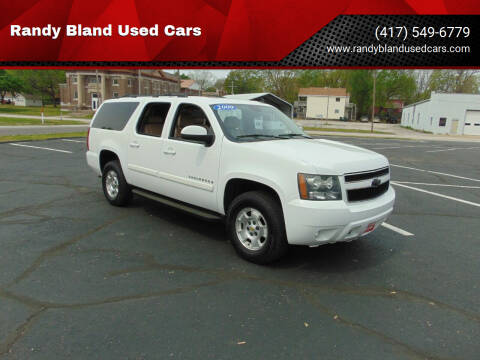 2009 Chevrolet Suburban for sale at Randy Bland Used Cars in Nevada MO