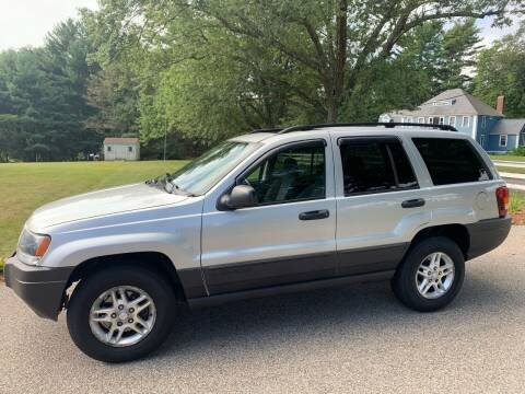 2004 Jeep Grand Cherokee for sale at 41 Liberty Auto in Kingston MA