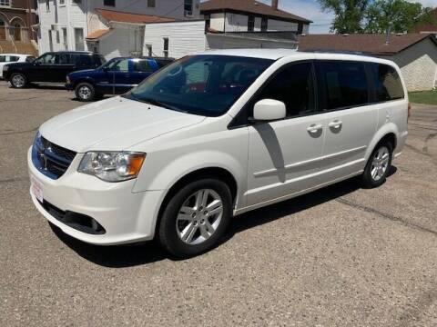 2012 Dodge Grand Caravan for sale at Affordable Motors in Jamestown ND