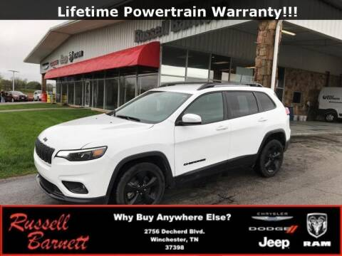 2019 Jeep Cherokee for sale at Russell Barnett Chrysler Dodge Jeep Ram in Winchester TN