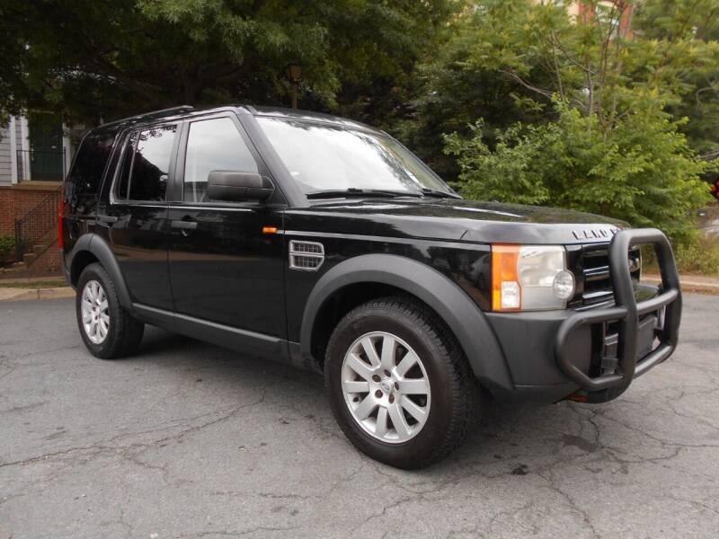 2005 Land Rover LR3 for sale at H & R Auto in Arlington VA