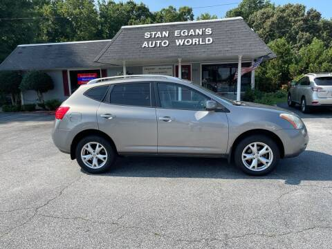 2009 Nissan Rogue for sale at STAN EGAN'S AUTO WORLD, INC. in Greer SC