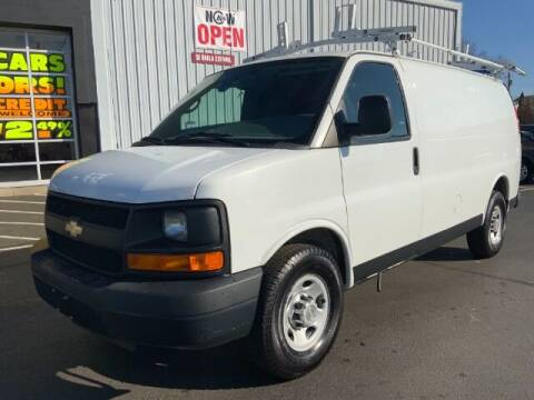 2013 Chevrolet Express Cargo for sale at Dixie Motors in Fairfield OH