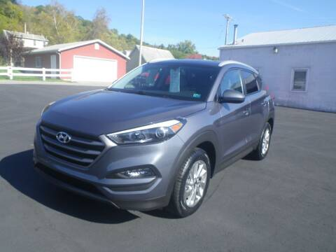 2016 Hyundai Tucson for sale at VICTORY AUTO in Lewistown PA