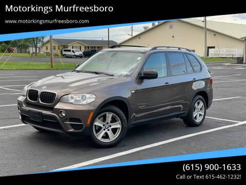 2013 BMW X5 for sale at Motorkings Murfreesboro in Murfreesboro TN