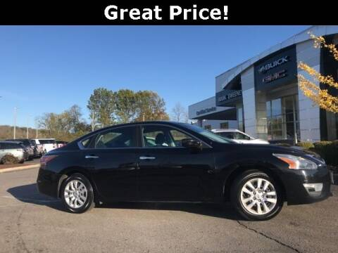 2014 Nissan Altima for sale at Mark Sweeney Buick GMC in Cincinnati OH
