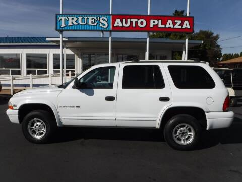1998 Dodge Durango for sale at True's Auto Plaza in Union Gap WA