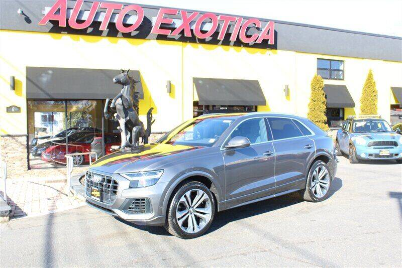 2019 Audi Q8 for sale at Auto Exotica in Red Bank NJ