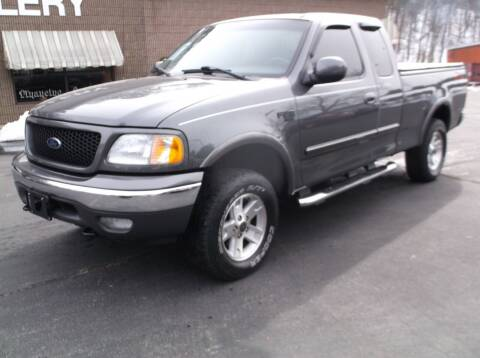 2002 Ford F-150 for sale at Depot Auto Sales Inc in Palmer MA