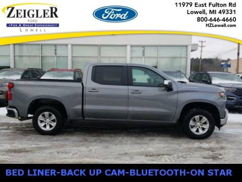 2020 Chevrolet Silverado 1500 for sale at Zeigler Ford of Plainwell- Jeff Bishop in Plainwell MI