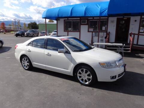2008 Lincoln MKZ for sale at Jim's Cars by Priced-Rite Auto Sales in Missoula MT