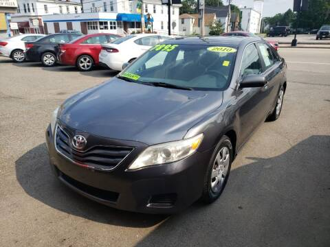 2010 Toyota Camry for sale at TC Auto Repair and Sales Inc in Abington MA