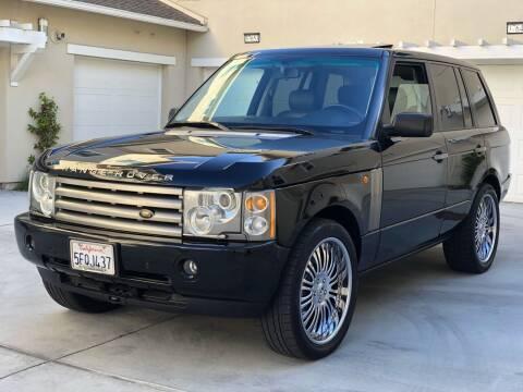 2004 Land Rover Range Rover for sale at JENIN MOTORS in Hayward CA