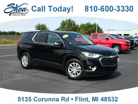 2018 Chevrolet Traverse for sale at Jamie Sells Cars 810 in Flint MI